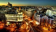 Roma a Madrid