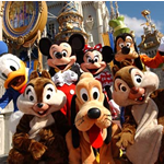 Paquete a Disney